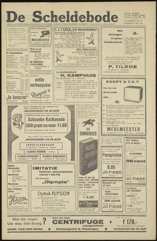Scheldebode 1961-10-05
