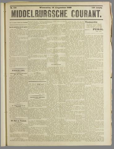 Middelburgsche Courant 1925-08-12