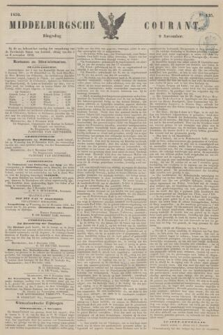 Middelburgsche Courant 1852-11-09