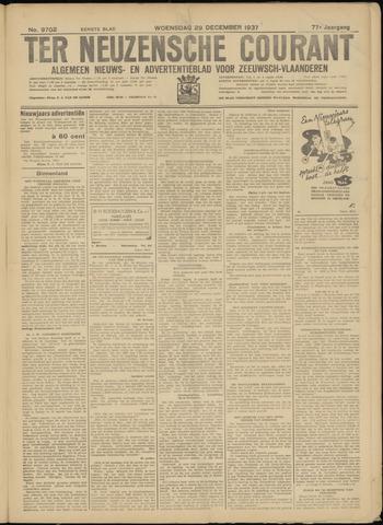 Ter Neuzensche Courant. Algemeen Nieuws- en Advertentieblad voor Zeeuwsch-Vlaanderen / Neuzensche Courant ... (idem) / (Algemeen) nieuws en advertentieblad voor Zeeuwsch-Vlaanderen 1937-12-29