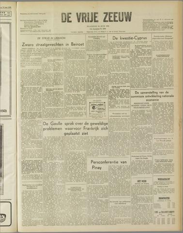 de Vrije Zeeuw 1958-06-16
