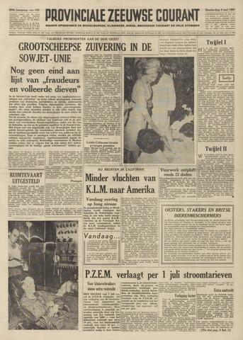 Provinciale Zeeuwse Courant 1961-05-04