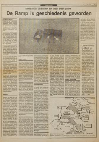 Watersnood documentatie 1953 - kranten 1978-01-28