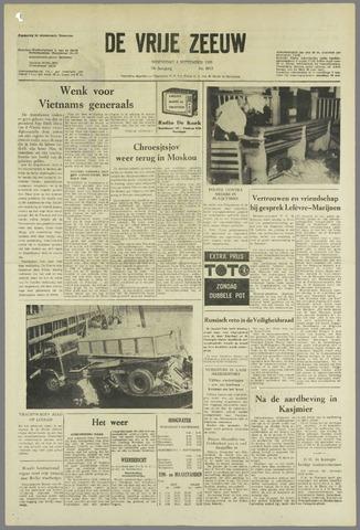 de Vrije Zeeuw 1963-09-04