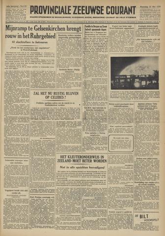 Provinciale Zeeuwse Courant 1950-05-22