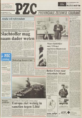 Provinciale Zeeuwse Courant 1986-01-04