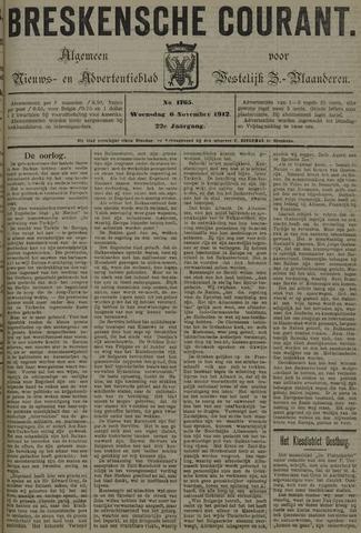 Breskensche Courant 1912-11-06