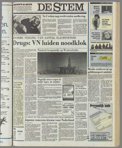 de Stem 1989-01-13