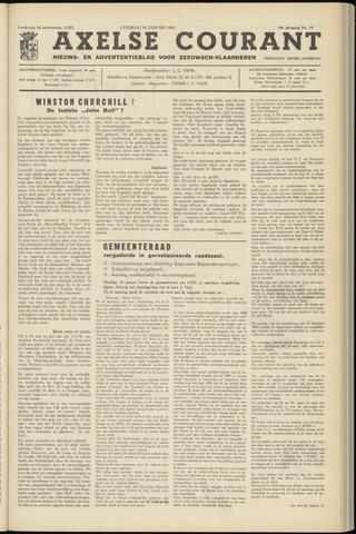 Axelsche Courant 1965-01-30
