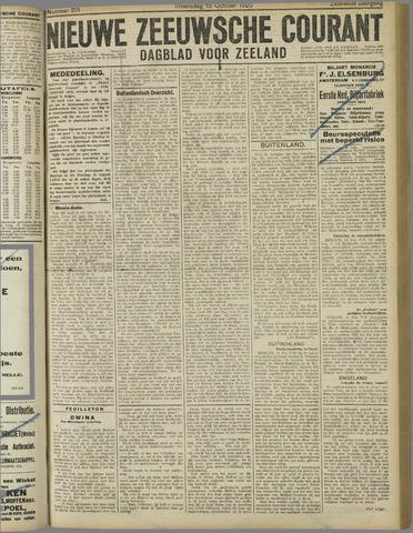 Nieuwe Zeeuwsche Courant 1920-10-13