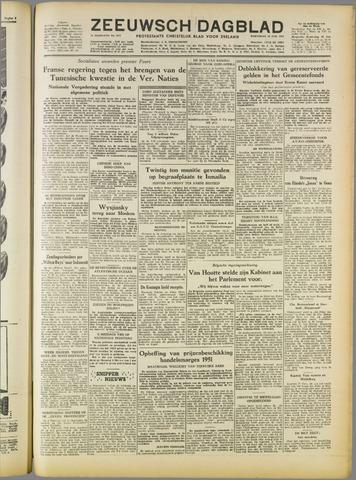 Zeeuwsch Dagblad 1952-01-23