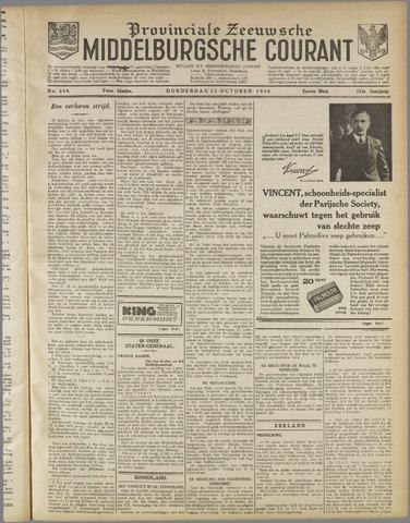 Middelburgsche Courant 1930-10-23