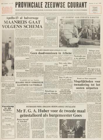 Provinciale Zeeuwse Courant 1970-04-13
