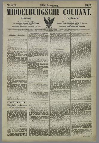 Middelburgsche Courant 1887-09-06