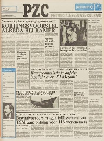 Provinciale Zeeuwse Courant 1978-11-24
