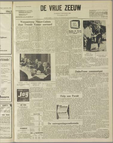 de Vrije Zeeuw 1962-09-08