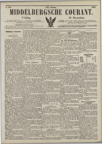 Middelburgsche Courant 1902-12-12