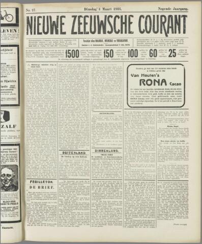 Nieuwe Zeeuwsche Courant 1913-03-04