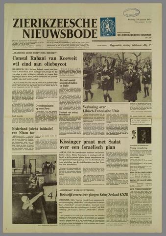Zierikzeesche Nieuwsbode 1974-01-14