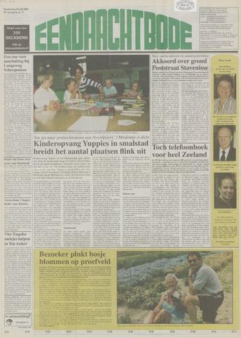 Eendrachtbode (1945-heden)/Mededeelingenblad voor het eiland Tholen (1944/45) 2004-07-29