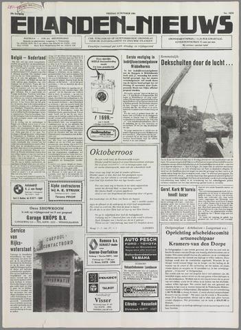 Eilanden-nieuws. Christelijk streekblad op gereformeerde grondslag 1985-10-18