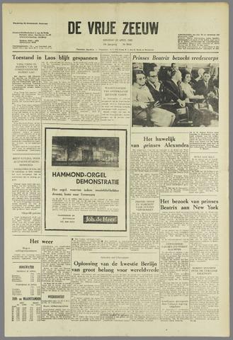 de Vrije Zeeuw 1963-04-23