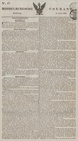 Middelburgsche Courant 1834-04-10