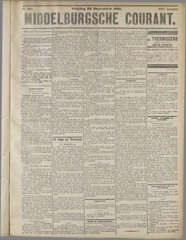 Middelburgsche Courant 1921-12-23