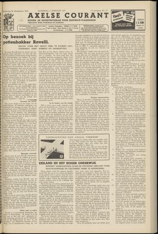 Axelsche Courant 1957-02-09