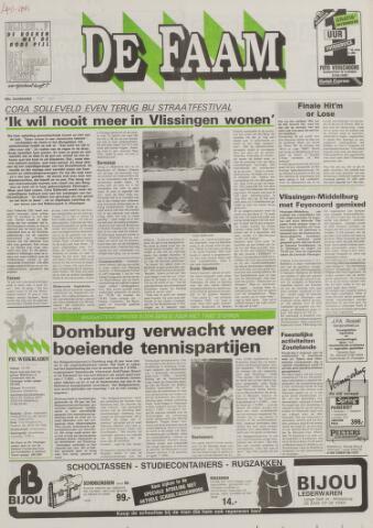 de Faam en de Faam/de Vlissinger 1988-07-27