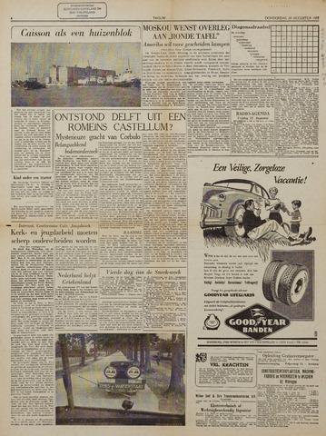Watersnood documentatie 1953 - kranten 1953-08-20