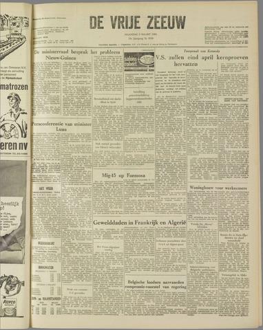 de Vrije Zeeuw 1962-03-05
