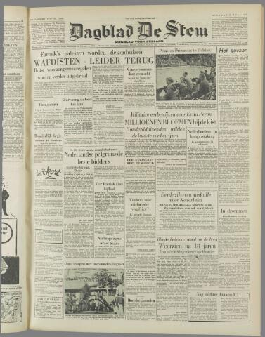 de Stem 1952-07-29