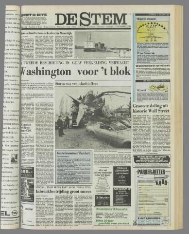 de Stem 1987-10-17