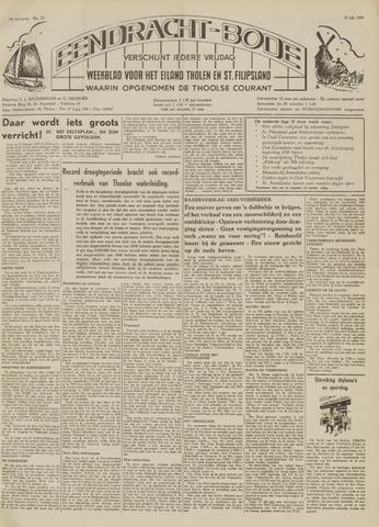 Eendrachtbode (1945-heden)/Mededeelingenblad voor het eiland Tholen (1944/45) 1959-07-10