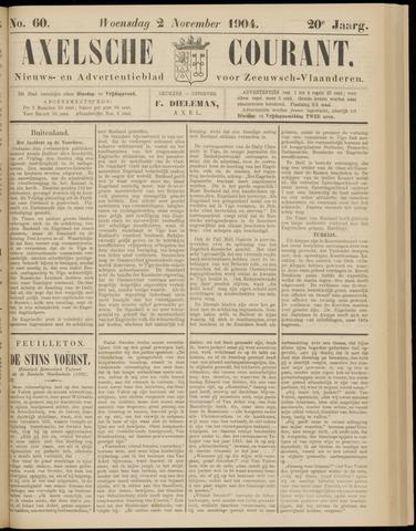 Axelsche Courant 1904-11-02