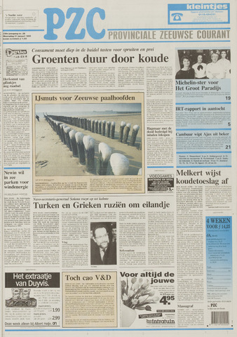 Provinciale Zeeuwse Courant 1996-01-31