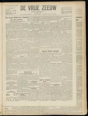 de Vrije Zeeuw 1949-11-22