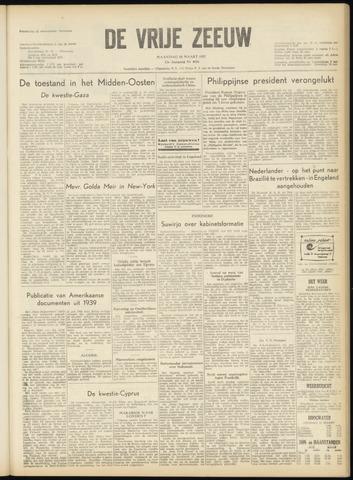 de Vrije Zeeuw 1957-03-18