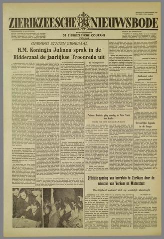 Zierikzeesche Nieuwsbode 1959-09-15