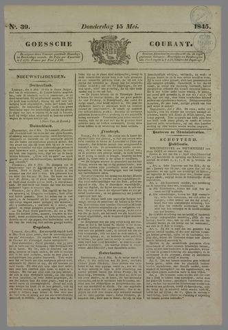 Goessche Courant 1845-05-15