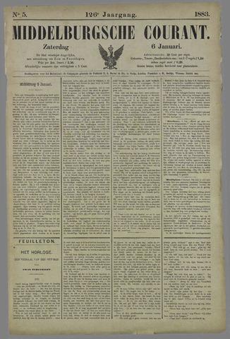 Middelburgsche Courant 1883-01-06