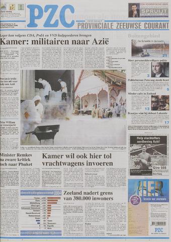Provinciale Zeeuwse Courant 2005-01-04