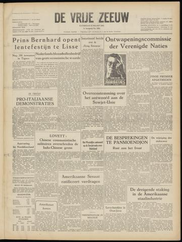 de Vrije Zeeuw 1952-03-22