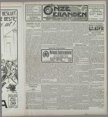 Onze Eilanden 1924