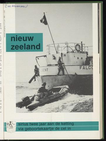 Nieuw Zeeland 1985-06-01
