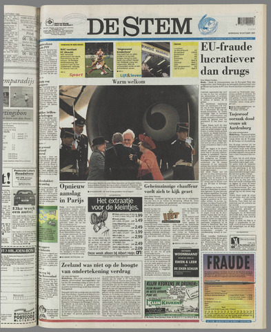 de Stem 1995-10-18