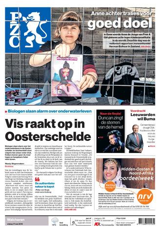 Provinciale Zeeuwse Courant 2019-05-17
