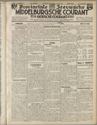 Middelburgsche Courant 1934-04-18