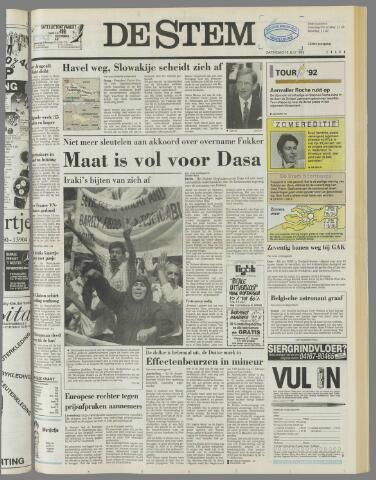 de Stem 1992-07-18
